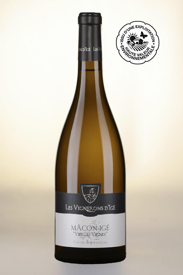Mâcon-Igé blanc Vieilles Vignes